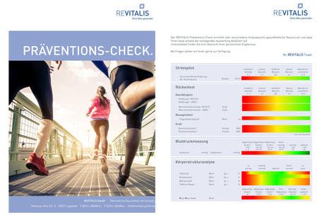 Detaillierte Infos zum REVITALIS Präventions-Check