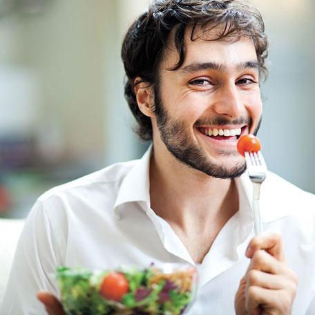 BGM-Angebote: Ernährung