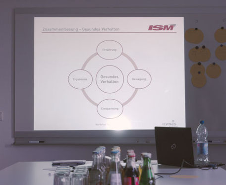 ISM Aktivtag Workshop REVITALIS GmbH