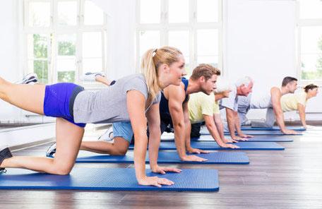 REVITALIS Flexibel und fit