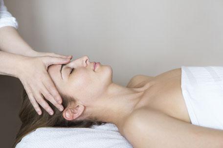 Massage ist Berührung der Seele!