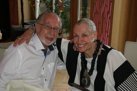 Aktueller - in langer Verbundenheit: Hedi und Yumi Schleifer