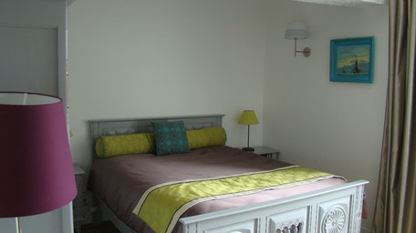 Family room with 2 rooms for 2 to 5 persons
