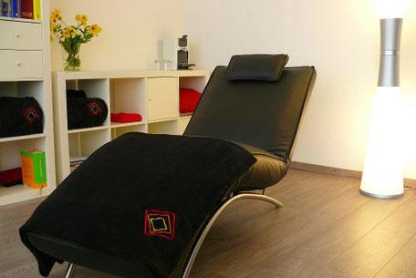 Hypnose Hannover: Wohlfühlen von Anfang an - im bequemen Hypnosesessel