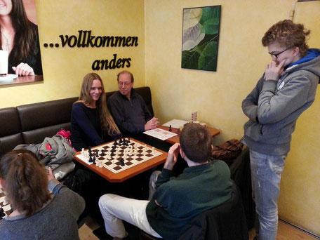 Volksdorfer Schachklub Sonntagsschach