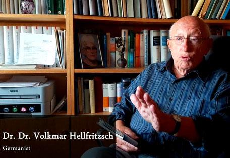 Volkmar Hellfritzsch bespricht 43 STücke Lyrik von Jan Oechsner