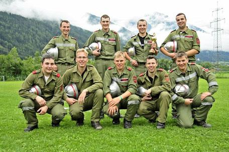 Bezirksbewerb Innsbruck-Land 14.7.2012