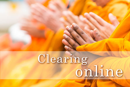 Clearing online über Skype