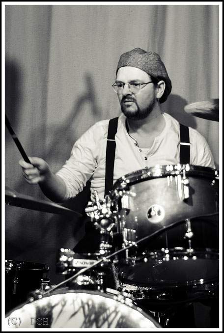 Andi Ritter - Drums