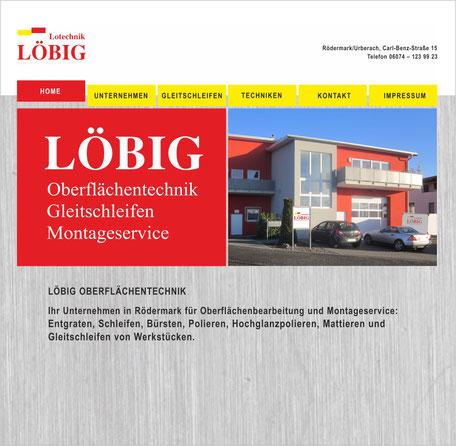 Technik Homepage Rödermark Onlinedesign