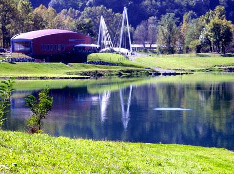 Location de vacances à Pau et réservoir de pêche à la mouche