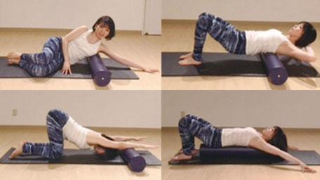 ストレッチ&ピラティス:筋肉がスムーズに動くためには筋膜の滑りが必要!