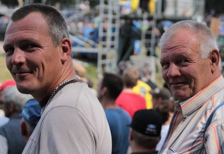 Robert en Willem van Dalen                    Foto: A. Grootjans