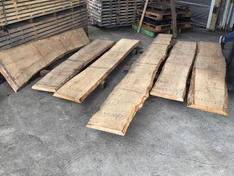 大阪府吹田市のWASH建築設計室。木材を管理することで設計もしやすくなります。