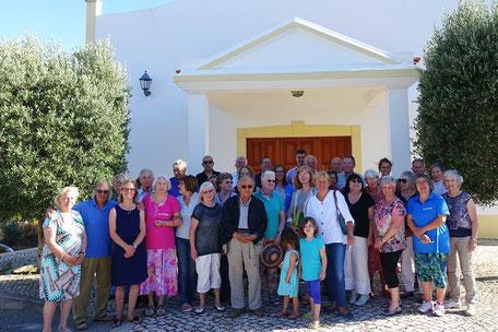 Gemeindetagung im Algarve - Sommer 2016