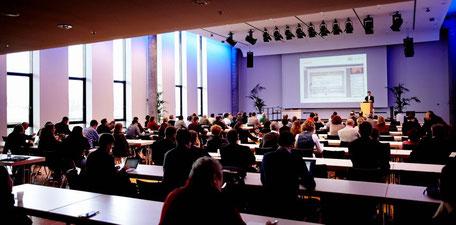 Vortrag im Kongressprogramm der Learntec Messe