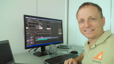 Videoschnitt und Screencast Produktion