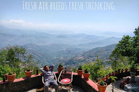 Nepal Retreat in Dhulikhel
