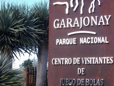 Besucherzentrum Juego de Bolas