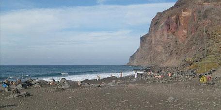 Playa del Ingles im Valle Gran Rey