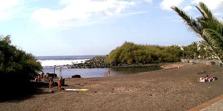 Lagune Charco del Conde im Valle Gran Rey