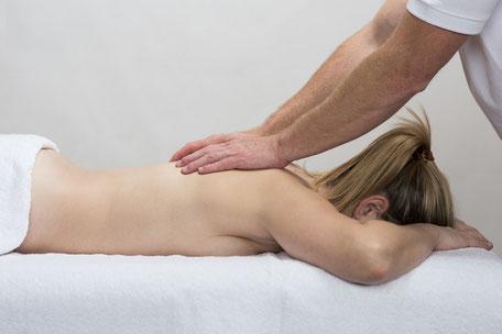 Klassische Massage - Massage und Sporttherapie GOOD Nebikon