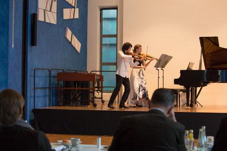 AN-HANG Violins Violinduo