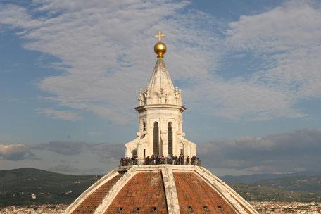 Kuppel des Doms von Florenz