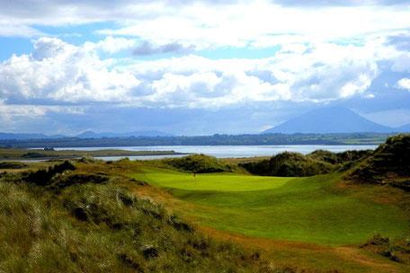 Golfplatz Enniscrone, Irland © Mount Falcon