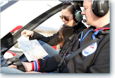 So sieht deine Ausbildung für den Tragschrauber Schein bei den Aeronauten aus
