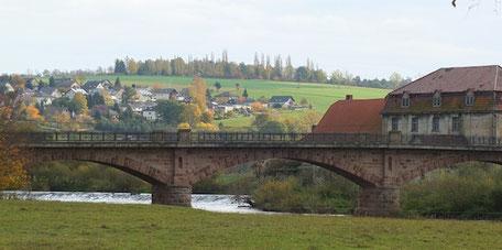 Ederbrücke Wolfershausen