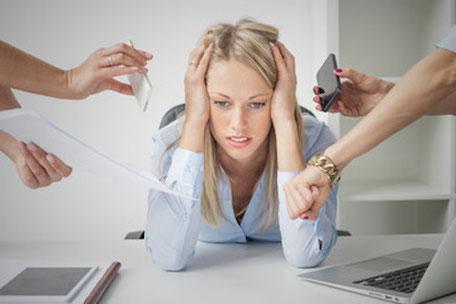 comment gérer un salarié démotivé - salarié stressé au travail - salariés stressé - stress salariés banque - salarié surcharge de travail - salariés surchargés - salariés exploités - salarié exploité - salarié reconnaissance - reconnaissance salarié