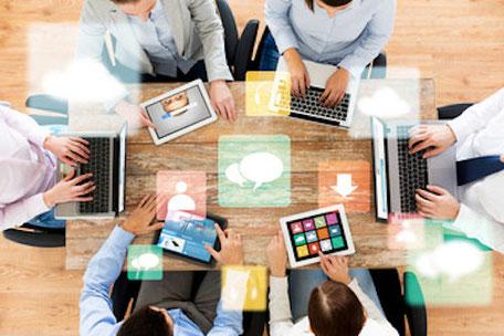 salariés ambassadeurs de l'entreprise -marketing et digital - stratégie de marque marketing digital - stratégie marketing digital marque - stratégie marketing digital objectif - quest ce que le marketing digital - stratégie web marketing