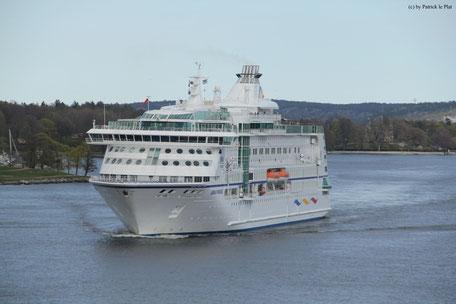 "07. Mai 2012 in Stockholm (Schweden) als ""Birka Paradise"""