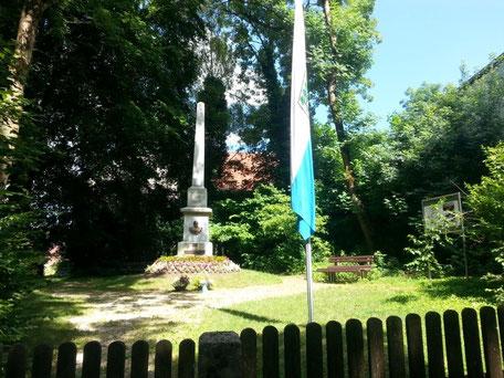Kneipp-Denkmal bei Ottobeuren