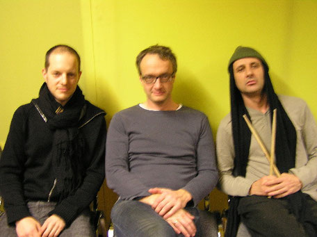 Thomas Sauter Trio