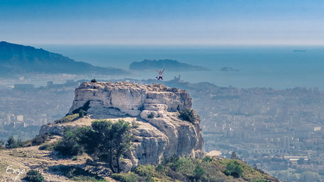 Le massif de l'étoile - Marseille - Aix en provence