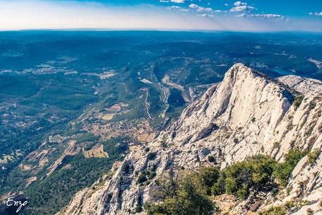 Montagne Sainte Vicoitre - Aix en provence