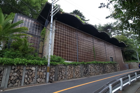『豊雲記念館』外観の画像