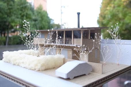 O邸 模型外観の画像