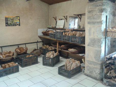 Pain, Bio, Boulangerie, Dordogne, Périgord, Aeylis