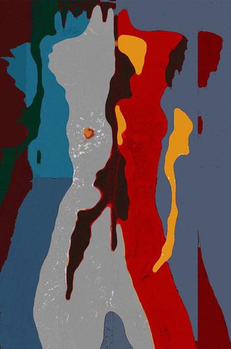 Kunstwerk: Traumfragmente 1