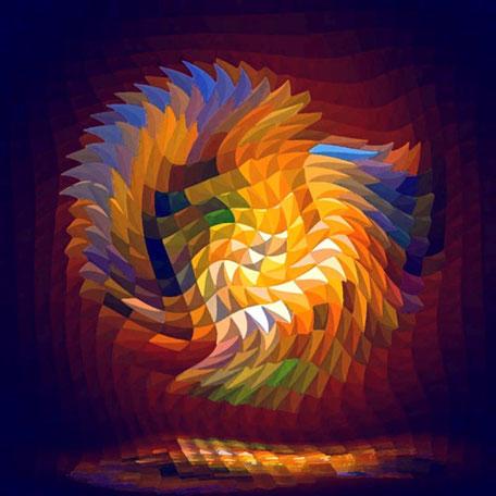 Kunstwerk: Kristallus