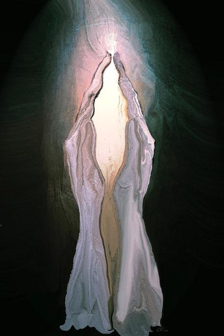 Kunstwerk: Mystischer Weg 2