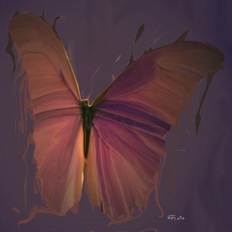 Kunstwerk: My Butterfly 3