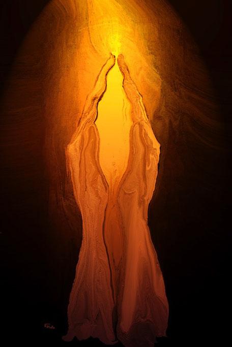 Kunstwerk: Mystischer Weg 1