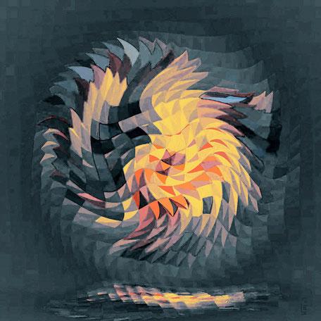 Kunstwerk: Kristallus 1
