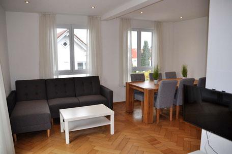 Ferienwohnung Nr. 5 in der Villa Kubus in Langenargen