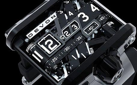 дизайн часов будущего