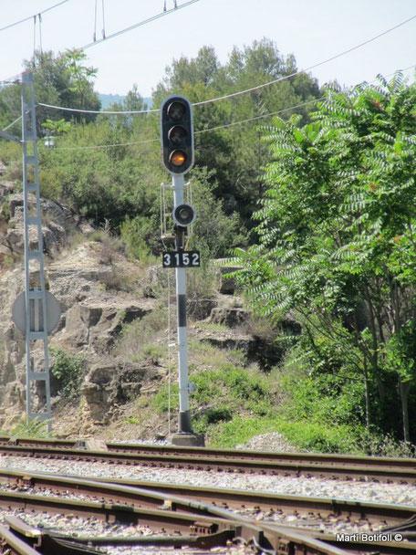 5 - Salida Castellbell i el Vilar - Monistrol lado Terrassa